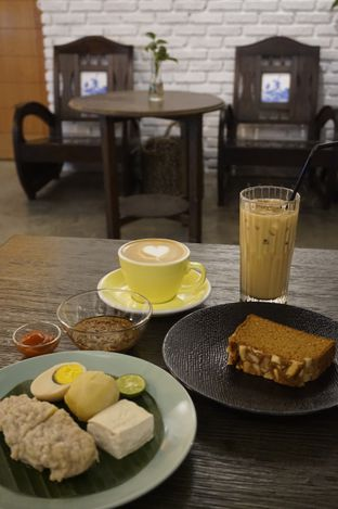 Foto 3 - Makanan di Kaffeine Kline oleh Prido ZH
