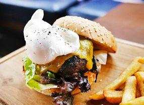 6 Burger di Senopati yang Terlalu Sayang untuk Dilewatkan