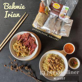 Foto 1 - Makanan di Bakmie Irian oleh Nana (IG: @foodlover_gallery)