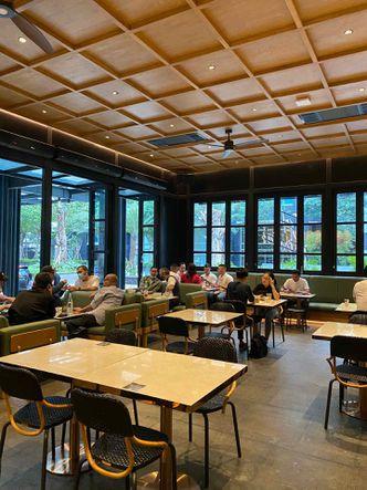 Foto Interior di Cafe Kitsune