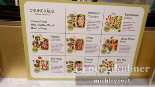 Foto 14 - Menu di Crunchaus Salads oleh Mich Love Eat