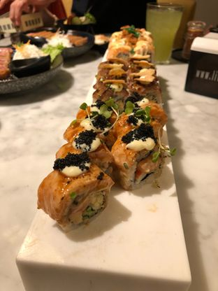Foto 1 - Makanan di Kintaro Sushi oleh Mitha Komala