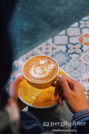 Foto 1 - Makanan(Hot Cappucino) di Yoshi! Coffee oleh Shella Anastasia