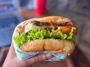 Foto review Burger Bangor oleh Fadhlur Rohman 1