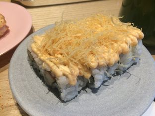 Foto 2 - Makanan di Sushi Tei oleh Felisia Luissela Nday