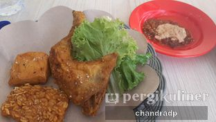 Foto 2 - Makanan di Warung Ayam Afrika oleh chandra dwiprastio