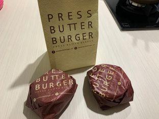 Foto review Press Butter Burger oleh thomas muliawan 3