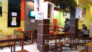 Foto 4 - Interior di Nasi Goreng Bistik Sawah Kurung oleh Inay