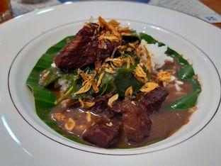 Foto 1 - Makanan(Nasi Rawon) di Tulp oleh Komentator Isenk