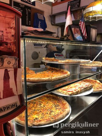 Foto Makanan di Pizza Place
