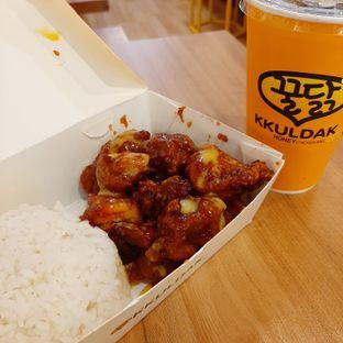 Foto 3 - Makanan di Kkuldak oleh it is git