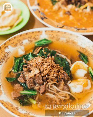 Foto 1 - Makanan(Mie Kocok Aceh Telur 1/2 Matang) di Depot Mie Kocok Suk Asin oleh Chigindut Youtuber