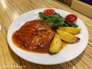 Foto 1 - Makanan(Chicken Steak) di Fat Cow oleh @kulineran_aja