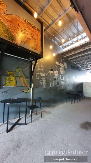 Foto 2 - Interior di 8th Bean Cafe oleh Saepul Hidayat