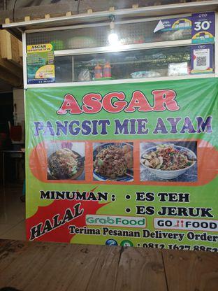 Foto review Asgar Pangsit Mie Ayam oleh Fensi Safan 2
