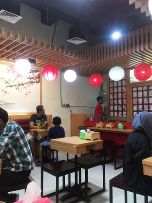 Foto 9 - Interior di Ramen & Sushi Express oleh Prido ZH