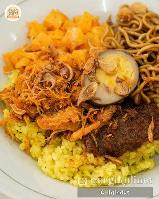 Foto 4 - Makanan(Nasi Kuning Mak Ay) di Depot Mak Ay oleh Chigindut Youtuber