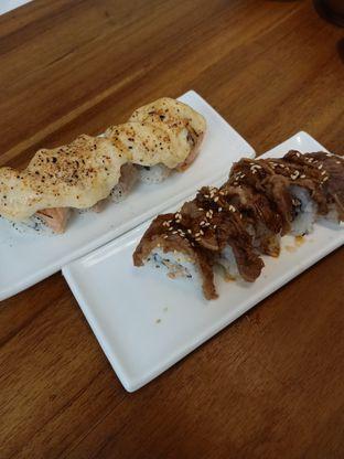 Foto review Umaku Sushi oleh Anggi Dwiyanthi 5