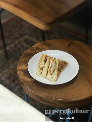 Foto review Sandwich Bakar oleh Olivia Isabelle 3