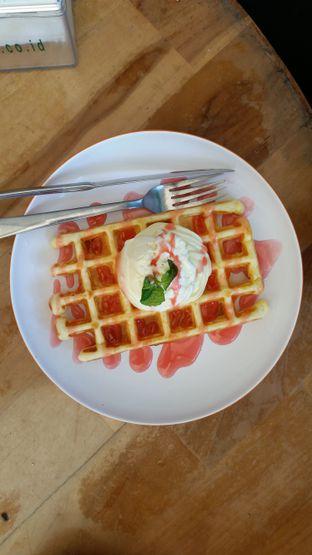 Foto 1 - Makanan di Many Pany Pancake & Waffle oleh El Yudith
