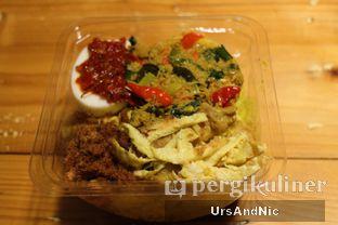 Foto 1 - Makanan(Nasi kuning Woku) di Nasi Kuning Cakalang Oma oleh UrsAndNic