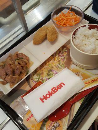 Foto 4 - Makanan di HokBen (Hoka Hoka Bento) oleh Stallone Tjia (@Stallonation)