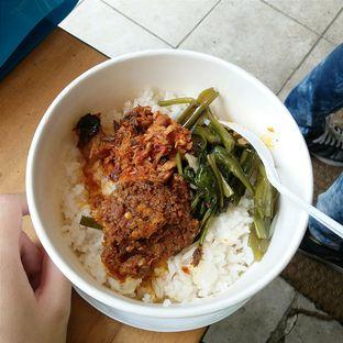 Foto 1 - Makanan(Nasi, Roa, Cangkalang, Kangkung) di Warong Sombar oleh @tasteofbandung