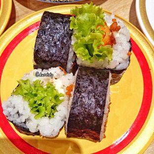 Foto 16 - Makanan di Kappa Sushi oleh duocicip