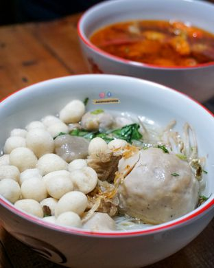 Foto review Baso Jewol Abah oleh @mizzfoodstories  1