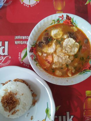 Foto 3 - Makanan di Soto Betawi Globe H. Oji oleh Herina Yunita