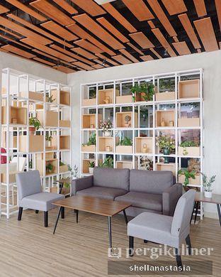 Foto 9 - Interior di Asagao Coffee House oleh Shella Anastasia