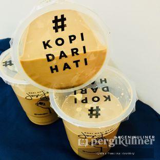 Foto review Kopi Janji Jiwa oleh @agen.kuliner 🕵🏻♀️ | Cynthia Fransiska 2