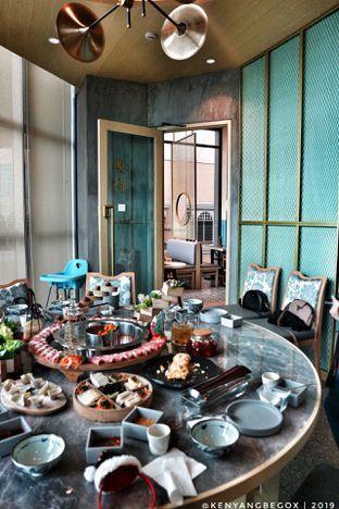 Foto 7 - Interior di Chongqing Liuyishou Hotpot oleh @kenyangbegox (vionna)