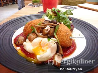 Foto 11 - Makanan(Quinoa Crocket) di Kafe Hanara oleh Han Fauziyah
