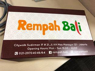 Foto 3 - Makanan di Rempah Bali oleh FebTasty  (Feb & Mora)