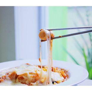 Foto - Makanan(Cheese Tteokbokki) di The Cup (Rice and Noodle) oleh Erika Karmelia