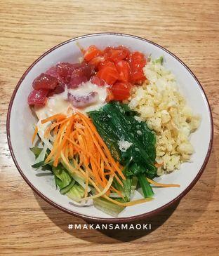 Foto 3 - Makanan di Honu Poke & Matcha Bar oleh @makansamaoki