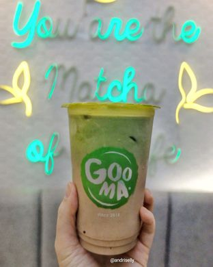 Foto review Gooma oleh ig: @andriselly  1