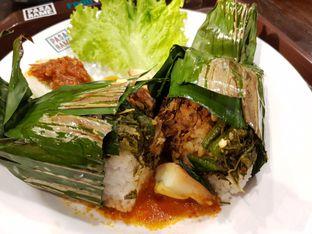Foto 1 - Makanan di Nasi Bakar Pasarame oleh Amrinayu