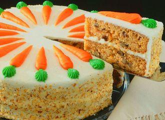 Asal Usul Carrot Cake si Manis Favorit Banyak Orang