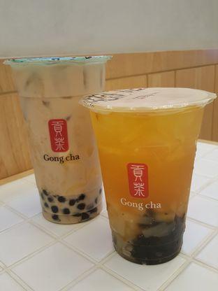 Foto 1 - Makanan di Gong cha oleh Stallone Tjia (@Stallonation)