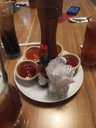 Foto 2 - Makanan di B'Steak Grill & Pancake oleh Silvina Sari