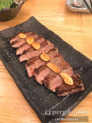 Foto 7 - Makanan(Beef Steak) di Sushi Hiro oleh Rachel Tobing