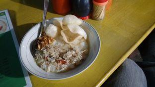 Foto review Bubur Dan Bakmie Kepiting Hokie oleh Edward Kurnia 1
