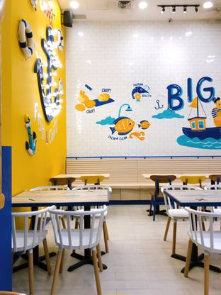 Foto 6 - Interior di Big Fish Streat oleh yudistira ishak abrar