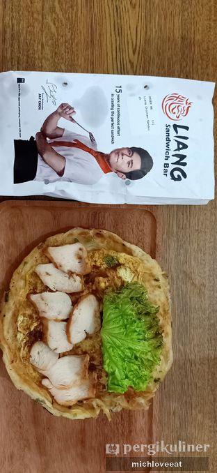 Foto 1 - Makanan di Liang Sandwich Bar oleh Mich Love Eat