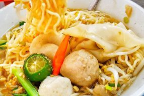 Foto Bakmi Bangka Asan (Acek)