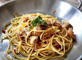 7 Restoran Pasta di Jakarta yang Punya Spaghetti Aglio Olio Ternagih