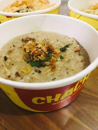Foto 2 - Makanan di Chacha Bubur Goreng oleh Margaretha Helena #Marufnbstory