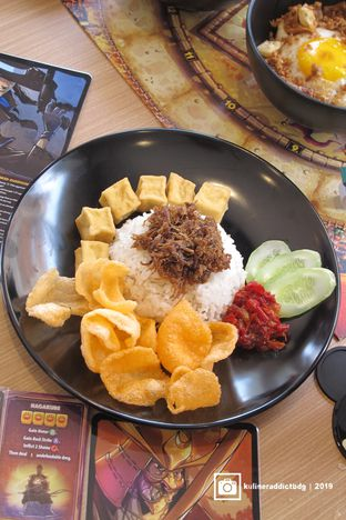 Foto 2 - Makanan di Nakama Cafe And Board Game oleh Kuliner Addict Bandung